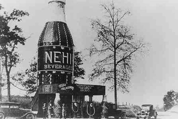 Post image for World's Largest Soda Bottle- Alabama